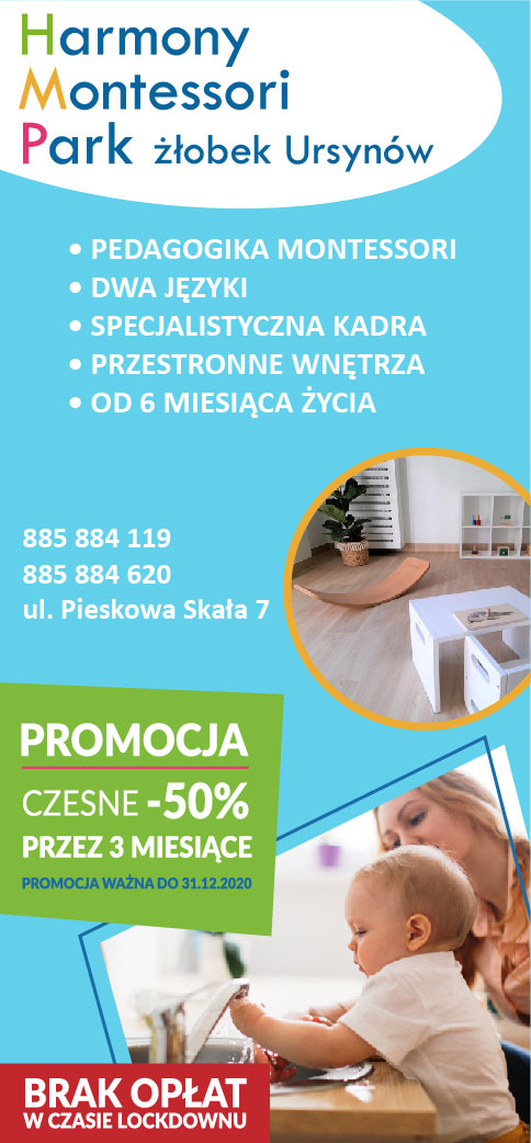 B1 Magical MONTESSORI-(KOBIETA)  27.01.2020 -  27.04.2021