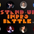 Stand-up Impro Battle w Szarej Eminencji