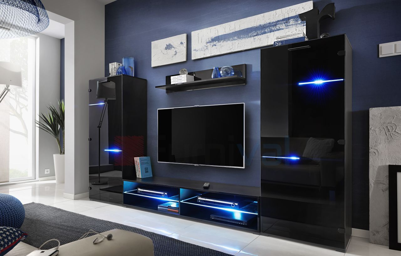 Room Ideas For Small Rooms With Led Lights